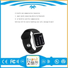 cheap gt08 Smart Watch Clock Sync Notifier With Sim Card Bluetooth Connectivity