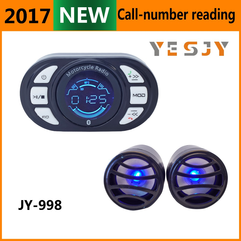 hot sale cheap waterproof motorcycle sound system
