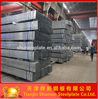 Contact Supplier Chat Now! GOOD GALVANIZED SQUARE PIPE PRICE/HOLLOW SECTION