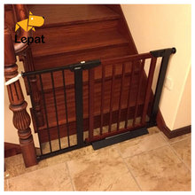 Cheapest safety door pet dog gate with high quality