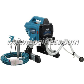 DP-X6 PORTABLE DIY ELECTRICAL Airless Spray Painting Machine,Spray Equipment