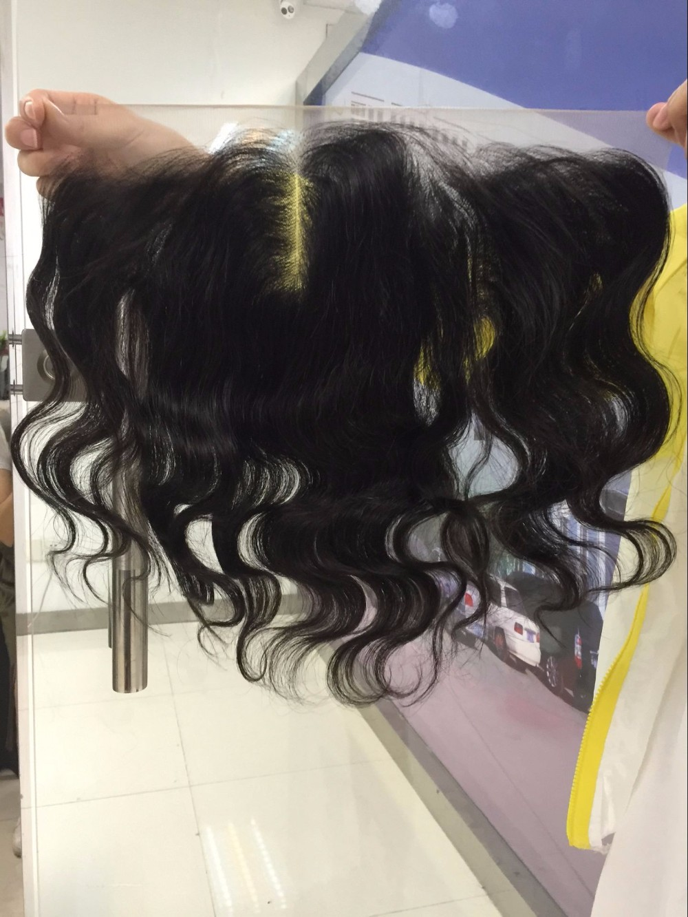 Vipsister Hair wavy lace closure virgin hair bundles with lace closure wholesale human hair