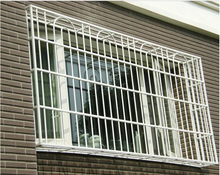 china supplier sliding window with security steel grill/for homes design windows /pvc windows