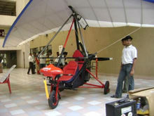 POWERED HANG GLIDER
