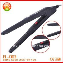EL-003 Professional electric flat iron hair straightener
