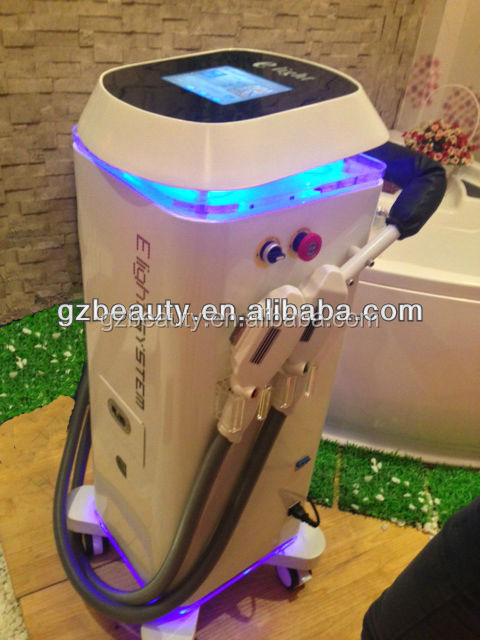 WL-03 Elight skin rejuveantion hair removal machine