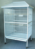 Pet cage for parrot Large Metal Bird Cage