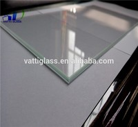 Top quality Mistlite Solar Glass Price 3.2mm Low Iron Tempered Glass for solar panels