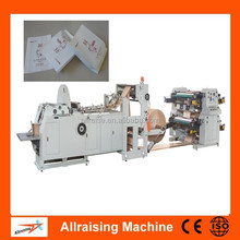 Fully Automatic Paper Bag Making Machine With Printing Machine