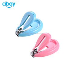OEM&ODM service beauty baby care shell shape infant Nail Clippers