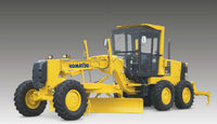KOMATSU Motor Grader Model GD663A for Sale