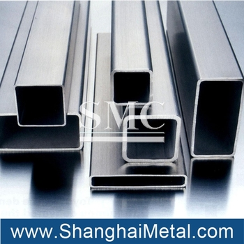 steel square tube with different material