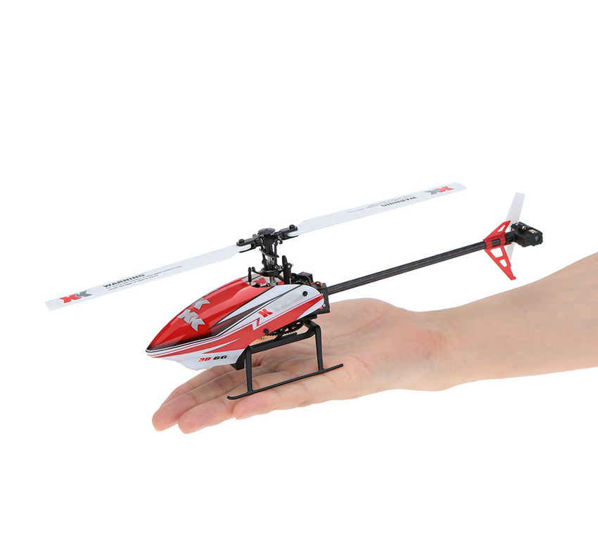 In Stock XK K120 Shuttle 6CH Brushless Motor 3D6G System RC Helicopter RTF 2.4GHz Compatible with FUTABA S-FHSS