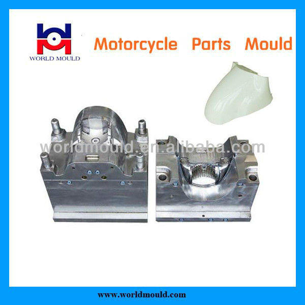 motorcycle parts injection mold, front panel mould