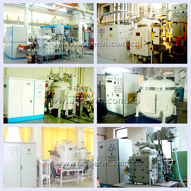 High temperature Vacuum Hydrogen Furnace for copper brazing
