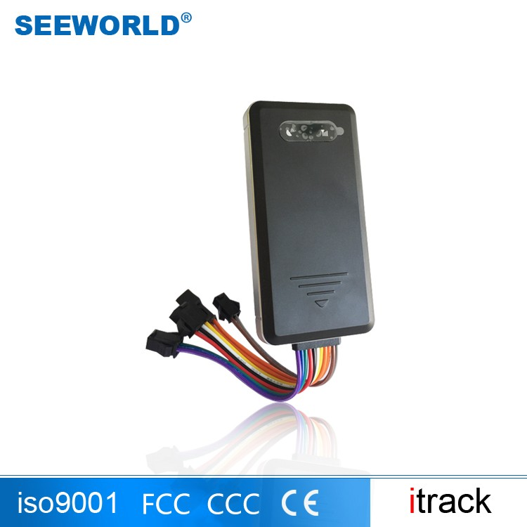 Mini GPS/SMS/GPRS Real Time Tracker S06W Car Vehicle Tracking Device System