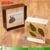 Wholesale 20 mm clear acrylic photo block lucite Perspex picture frame