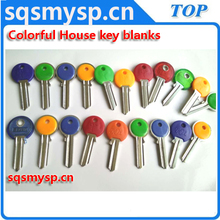 JP-N-009 Best quality New Design Custom Color house key blanks UL050 manufacturers in yiwu china