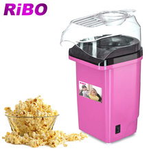 China supplier no oil healthy snack for kids low-fat pop corn snack maker