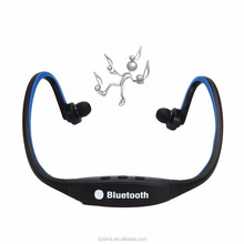 Wireless Bluetooth V4.2 Noise Cancelling Sport Stereo In-Ear Headset with/Mic for Smartphones