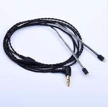 Shenzhen new product factory price Audio Cable For In Ear Monitor Music Earphones Headphone Upgrade audio IEM cable