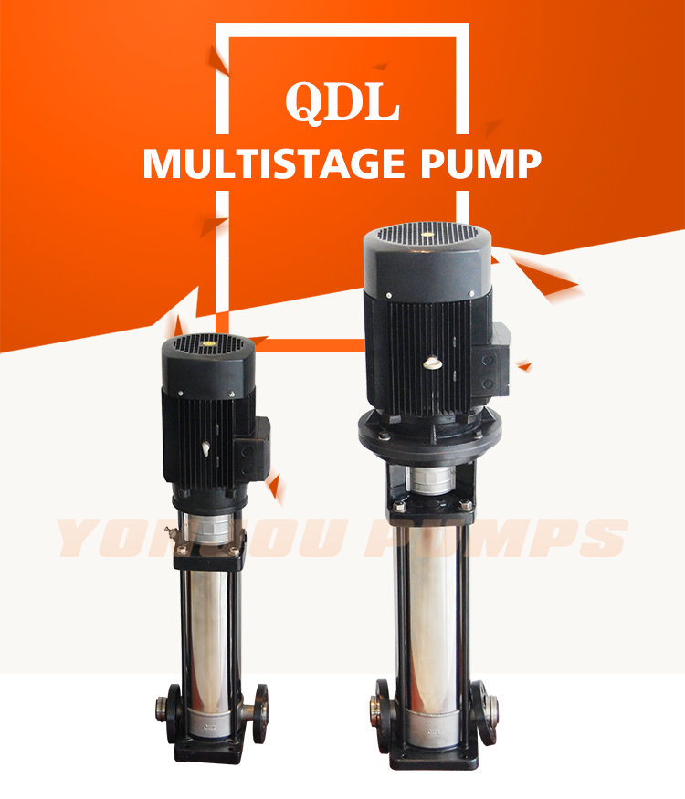 Vertical Cooling Water Circulating High Pressure boiler feed Water Pump