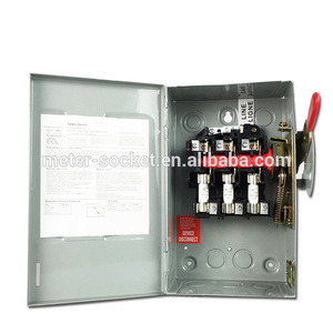 30 amp manual transfer switch/manual automatic function of socomec change over switch 63a/outdoor disconnect switch