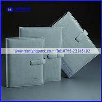 High Classic Embossed Office School Leather