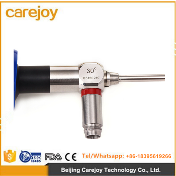Urological Surgery 0/30/70 Degree Endoscope Cystoscope Factory price