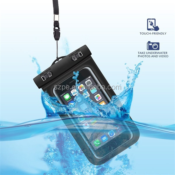 New Style waterproof cell phone bag case for samsung galaxy j5