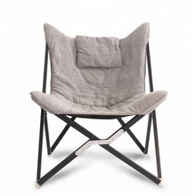 Foldable Upholstered Livning Room chair For Leisure <strong>Furniture</strong>