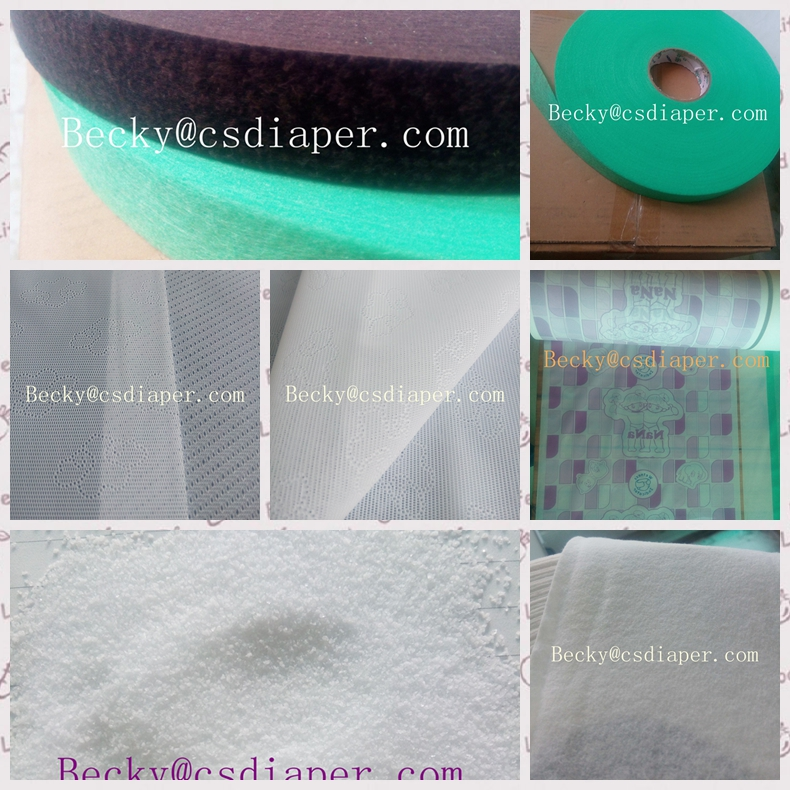 Xingyuan Brand Competitive Raw Materials For Sanitary Products