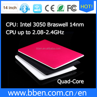 Buy 2016 new Cheap windows laptop netbook in China computer manufacturing companies