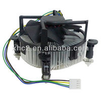 Hot sell 4-pin 775 CPU Fan