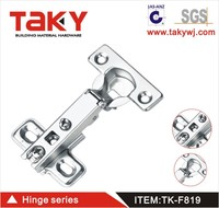 819 Angle fitting one way furniture cabinet hinges