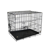 Popular desigh small dog cage indoor or outdoor dog house for sale in malaysia