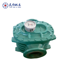 Heavy oil flow meter