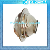 Air shower jet produce line blowing clean nozzle