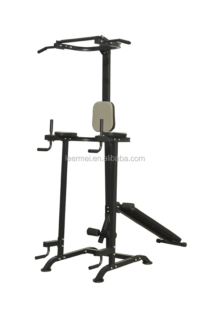 Multi pull up bar fitness chin up bar station