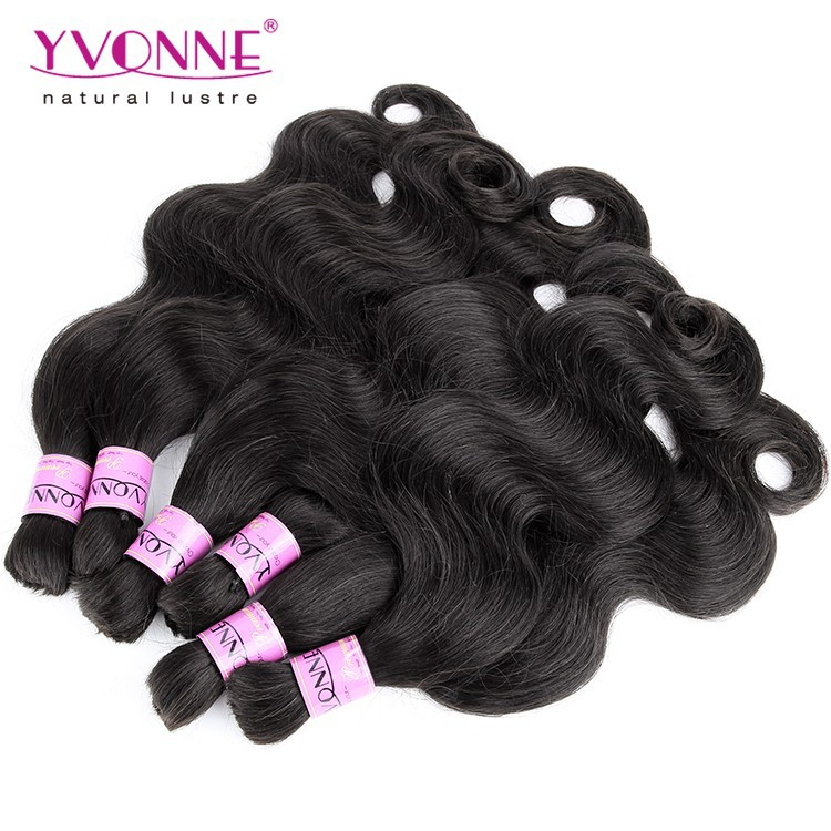 100% Human hair bulk buy from china