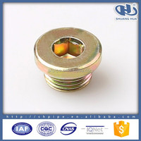 90003962050 Truck parts Cylinder oil Magnetic Oil Pan Drain Bolt pipe floor drain plug