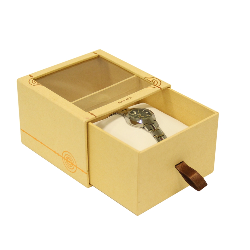 Hot sale shenzhen cheap kraft paper box for kids watch