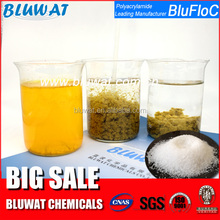 Best Selling Chemicals Sluge Dewatering Chemicals Anionic Polymer Flocculant