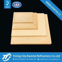 China quality cordierite batts and kiln furniture for fire ceramics