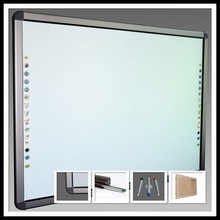 Riotouch Magnetic Porcelain enamel Whiteboard with Aluminium Frame, Portable Interactive Whiteboard,Ceramic Writing White board