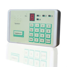 Wired Tiger 911 Auto Dialer, PSTN Alarm System, intruder alarm panel