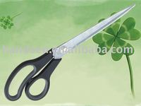 "11"" strong and soft grip handle cutting scissors"