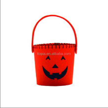 2017 High quality and competitive price Orange laughing pumpkin cloth drum