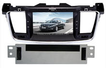 "7"" Car DVD Player with GPS Navigation For Peugeot 508"