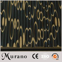 Different applications 3D wall panel interior decoration for Municipal
